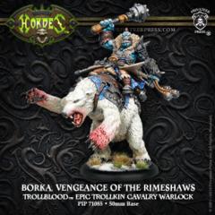 Borka, Vengeance of the Rimeshaws 71085