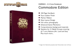 Dystopian Wars 2.0 Commodore Edition Rulebook DWRB03