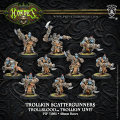 Trollkin Scattergunners 71084