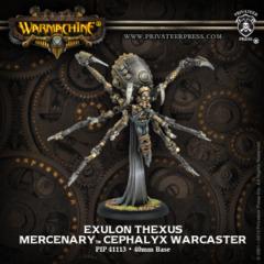 Mercenary Cephalyx Warcaster Exulon Thexus 41113