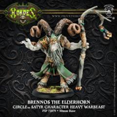 Heavy Warbeast Brennos Elderhorn 72079