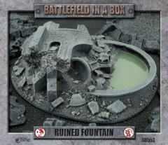 Ruined Fountain BB553