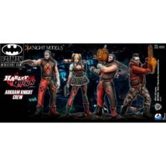 K35DC091 Harley Quinn Arkham Knight Crew