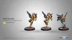 Tiger Soldier (Boarding Shotgun)
