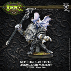 Legion of Everblight Nephilim Bloodseer 73089