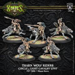 Circle Tharn Wolf Riders (5)  REPACK 72086