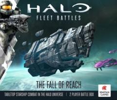 Halo: Fleet Battles, The Fall of Reach HFBB01