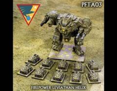 Terran Alliance Firepower Leviathan Helix PFTA03