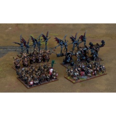 Abyssal Dwarf Army Set (48 Figures) 2014