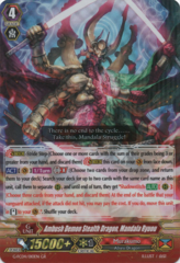 Ambush Demon Stealth Dragon, Mandala Ryuou - G-FC04/010EN - GR