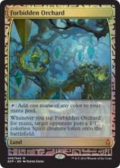 Forbidden Orchard Expedition - Foil
