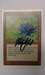 Black Lotus - Signed (Garfield)
