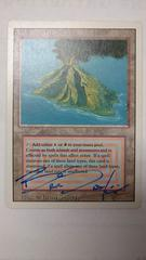 Volcanic Island - Signed (Snoddy)