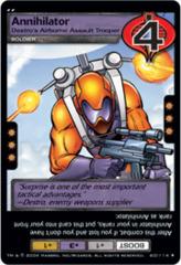 Annihilator, Destro's Airborne Assault Trooper