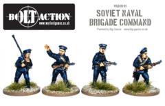 Soviet - Naval Brigade Command (4)