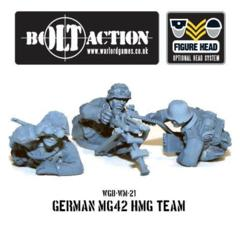 German - German MG42 HMG Team