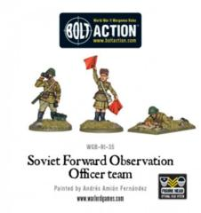 Soviet Forward Observer Officer