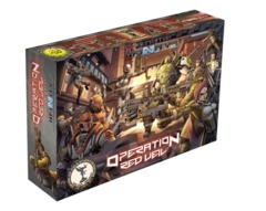 INFINITY OPERATION: RED VEIL WITH FREE YUAN YUAN EXCLUSIVE MINIATURE