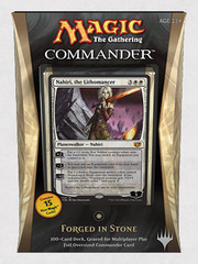 Commander 2014 Deck - Forged in Stone (White)