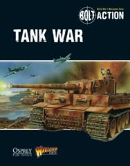 Tank War  (Rule Book)