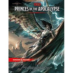 5th Edition RPG: Elemental Evil - Princes of the Apocalypse