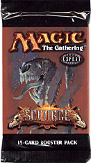 Scourge Booster Pack