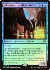 Alhammarret, High Arbiter - Foil - Prerelease Promo