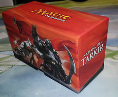 Kahns of Tarkir Empty Fat Pack Box