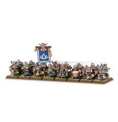 Dwarf Thunderers / Quarrellers