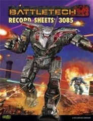 Record Sheets 3085