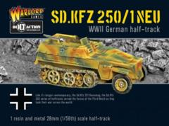 German - Sdkfz 250/1 Neu Halftrack