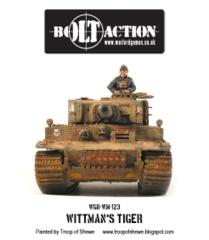 German - Wittman's Tiger