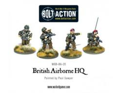 British Airborne HQ