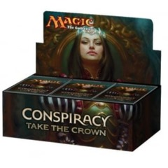 Conspiracy 2  Take The Crown - Booster box