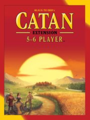CATAN: THE SETTLERS OF CATAN™ 5 - 6 PLAYER EXTENSION