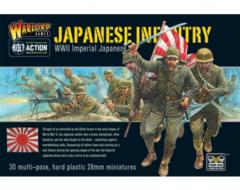 Japanese: Imperial Japanese Infantry