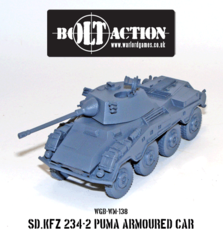 German: Puma Armoured Car