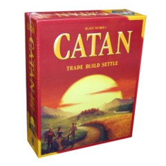 CATAN: THE SETTLERS OF CATAN