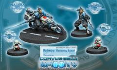 (280716) Yojimbo, Mercenary Sword (4) BOX