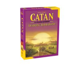 CATAN: TRADERS & BARBARIANS™ 5 - 6 PLAYER EXTENSION