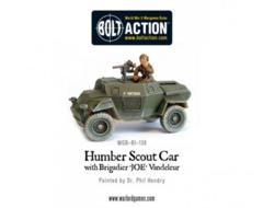 British: Humber Scout Car
