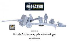 Army 17 pdr Anti-tank Gun