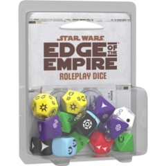 Star Wars: Edge of the Empire Roleplay Dice