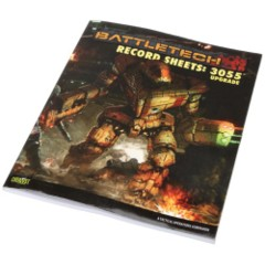 Record Sheets: 3055 Upgrade