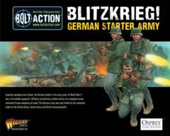 German: Blitzkrieg! German Heer Starter Army