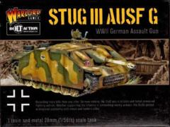 German: Stug III ausf G