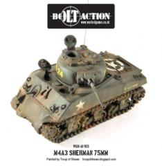 Sherman M4A3 (75mm Gun)
