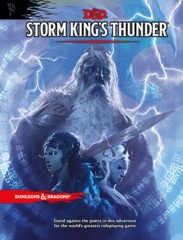 Dungeons & Dragons 5th Edition RPG: Dungeon Master's Screen - Storm King's Thunder