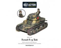 French: Renault R-35 Tank