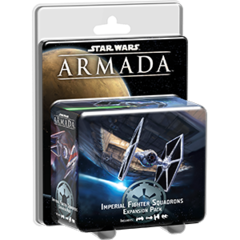 Star Wars Armada:  Imperial Fighter Squadrons Expansion Pack
